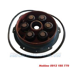 magnet core brake 3 ton